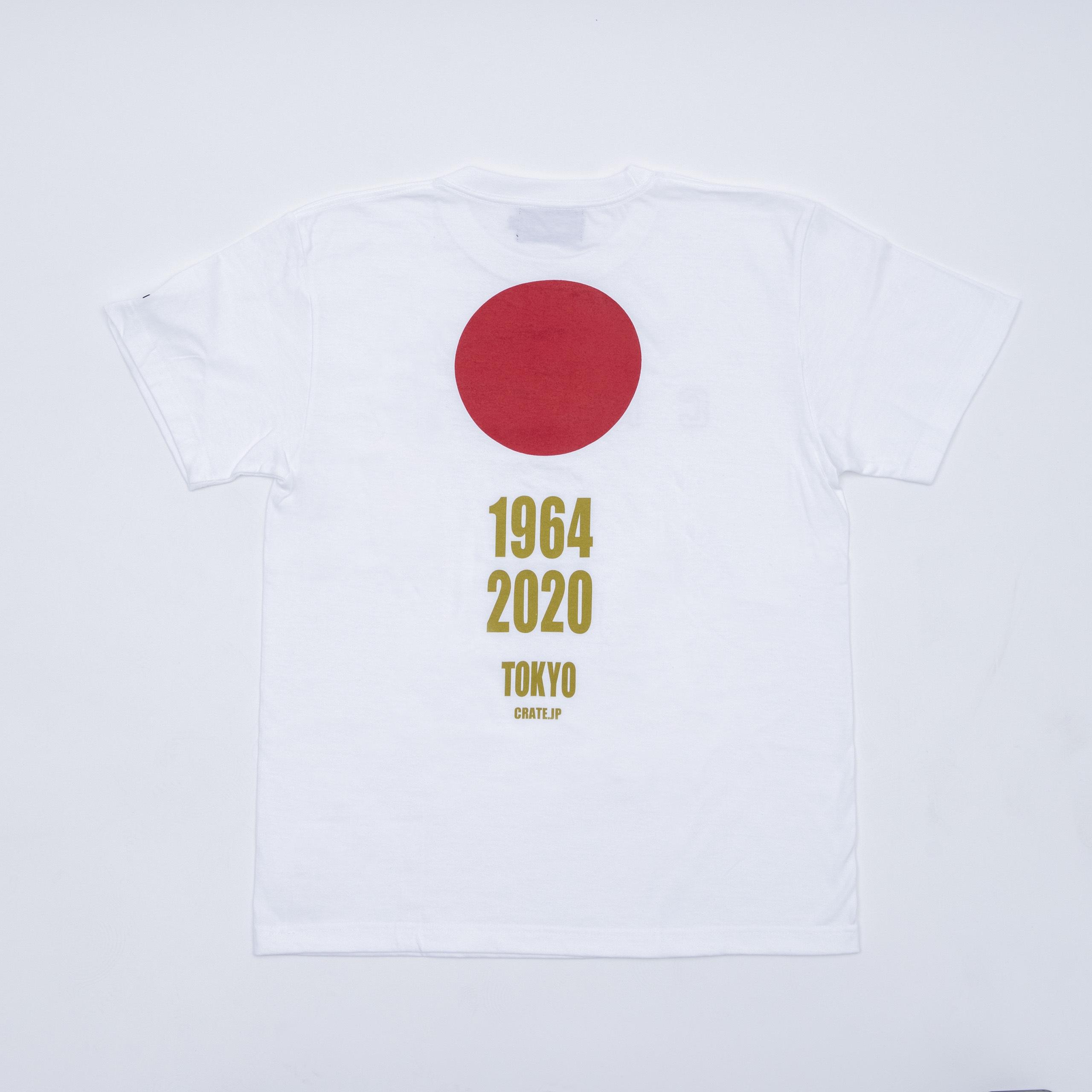 CRATE HINOMARU T-Shirts