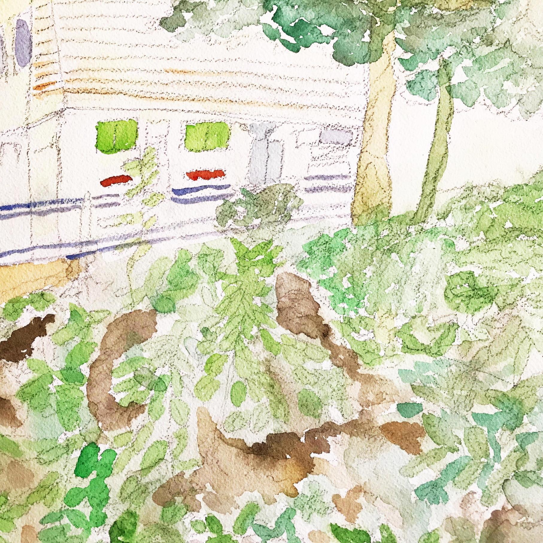 絵画 インテリア アートパネル 雑貨 壁掛け 置物 おしゃれ 風景画 アブストラクトアート 風景 ロココロ 画家 : YUTA SASAKI 作品 : もうひとつの景色