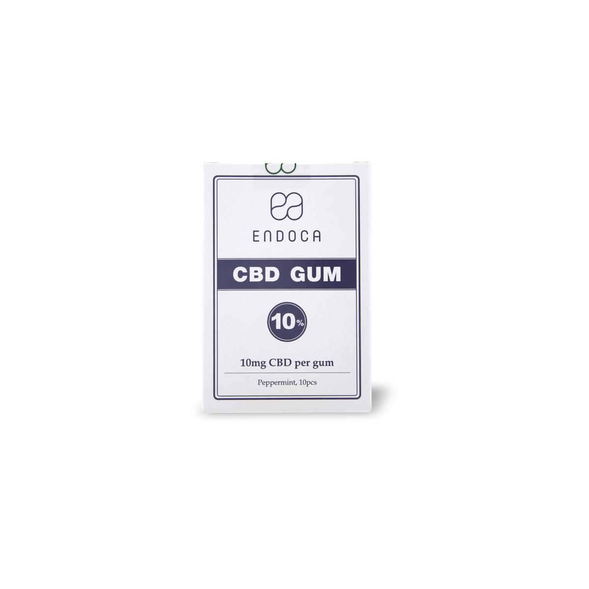 CBD Chewing Gum 100mg CBD