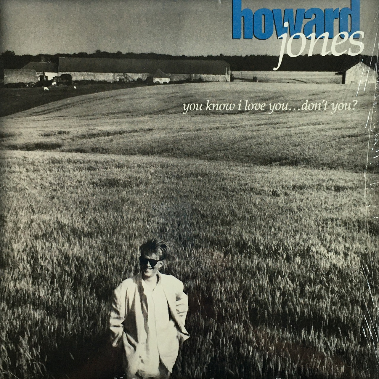 【12inch・米盤】Howard Jones / You Know I Love You... Don't You?