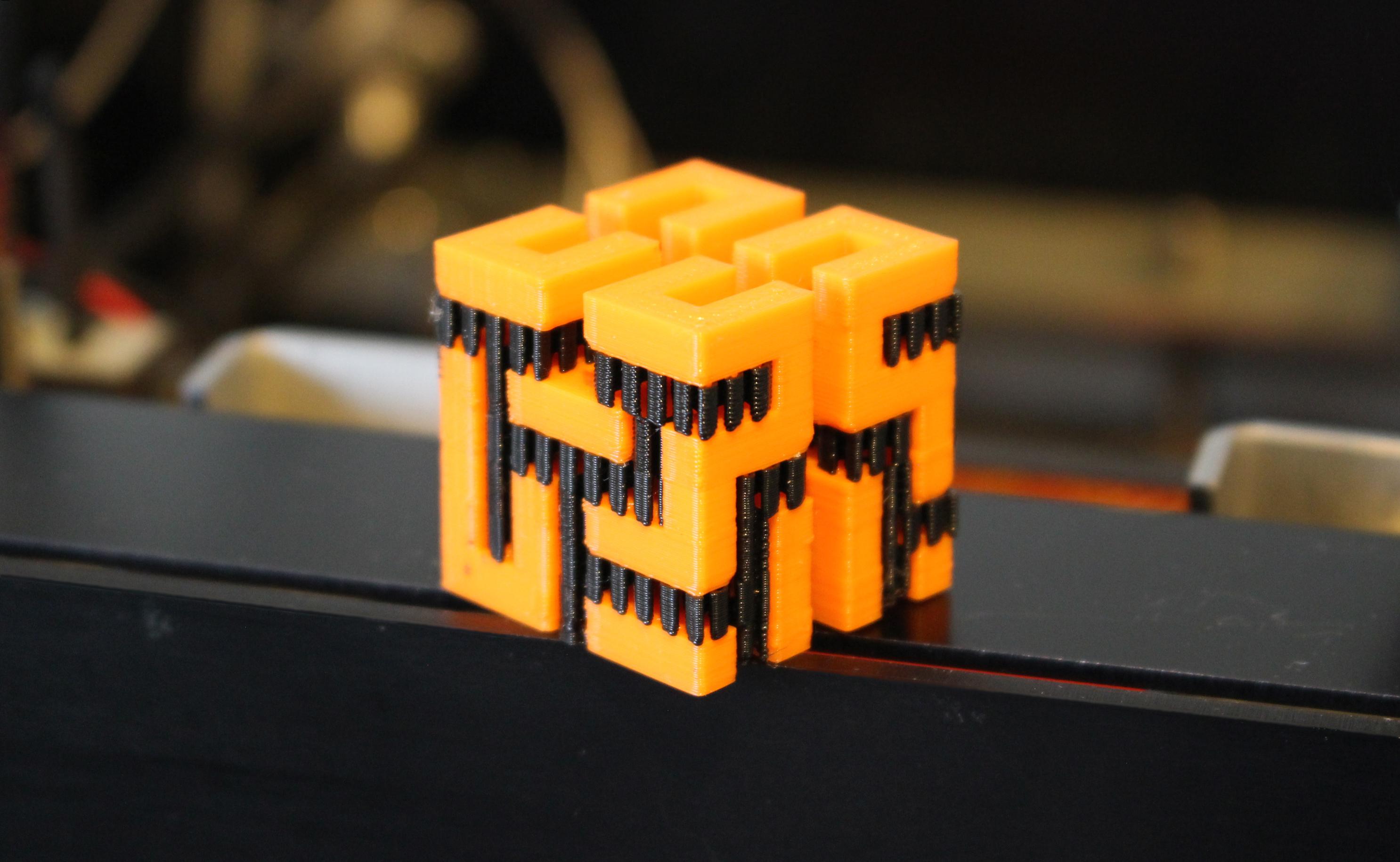Lepton2 デュアル 3Dプリンター 新ツールスイッチシステム搭載 - 画像3