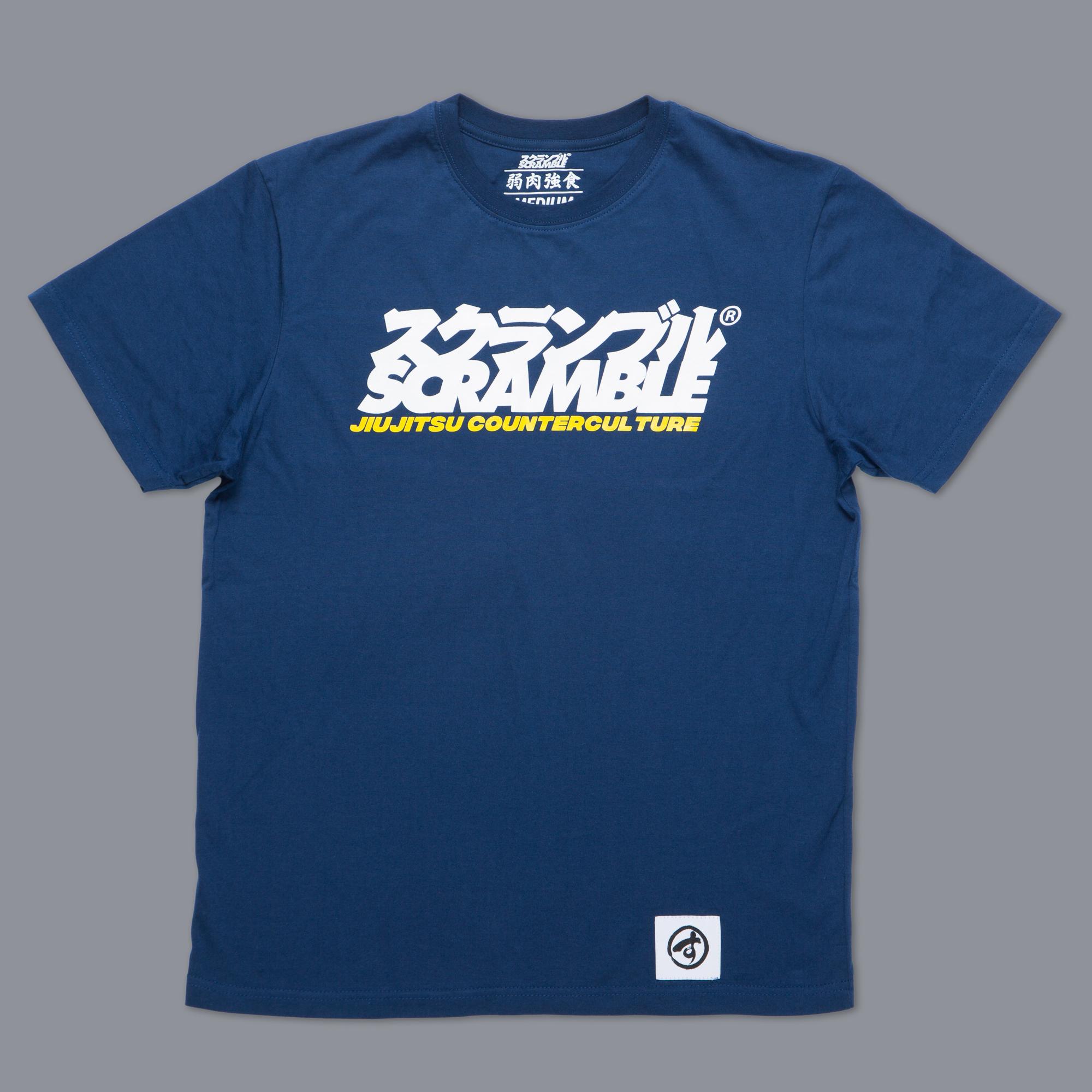 SCRAMBLE JIU-JITSU COUNTERCULTURE Tシャツ