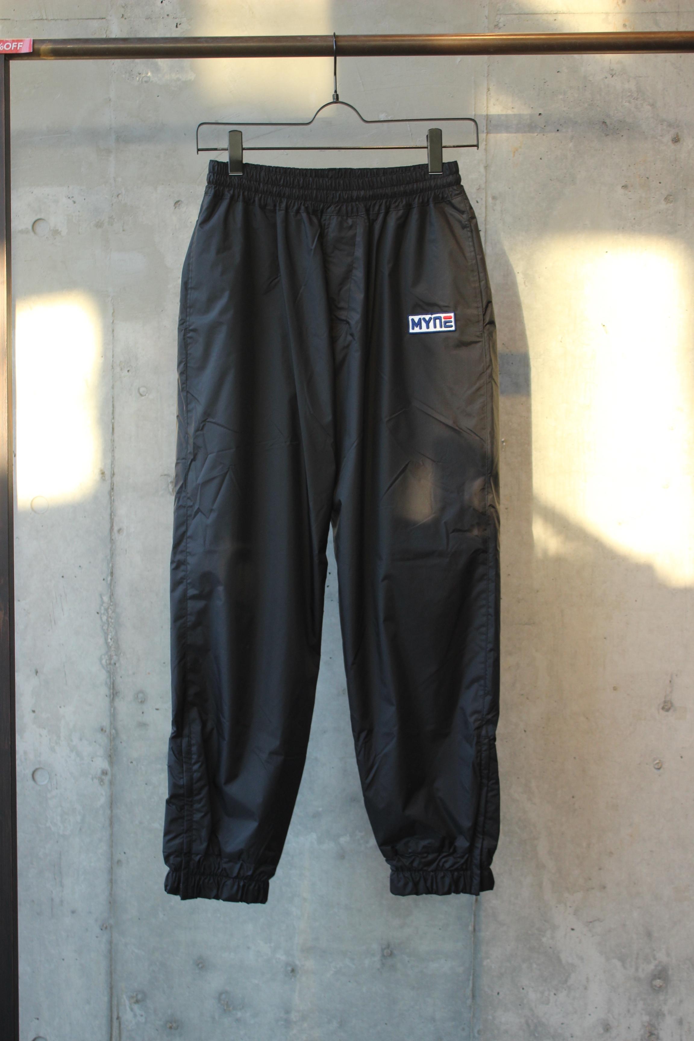 【50%OFF】silver track pants / BLACK - 画像1