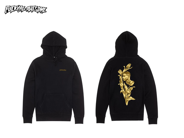 Fucking Awesome|Flowers Hoodie