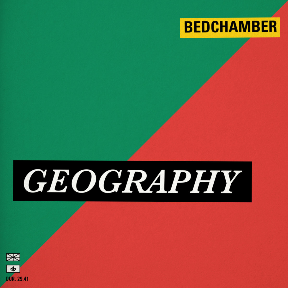 Bedchamber / Geography(100 Ltd LP)