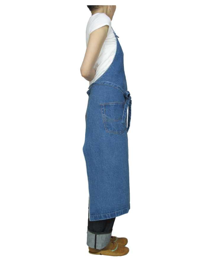 denim apron - 画像2