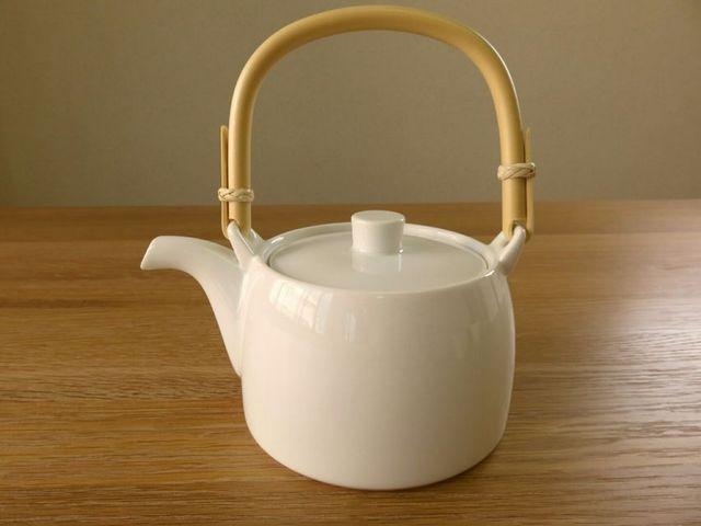 Tea土瓶 【白山陶器】