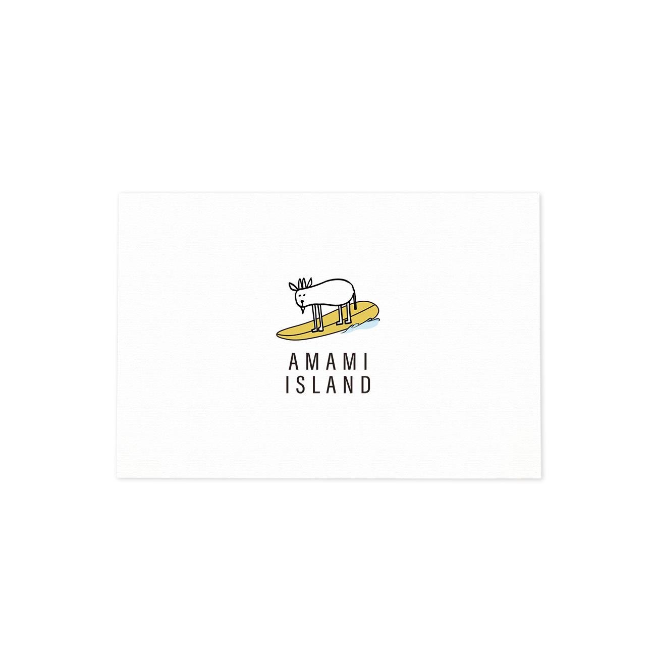 グリーティングカード | AMAMI ISLAND