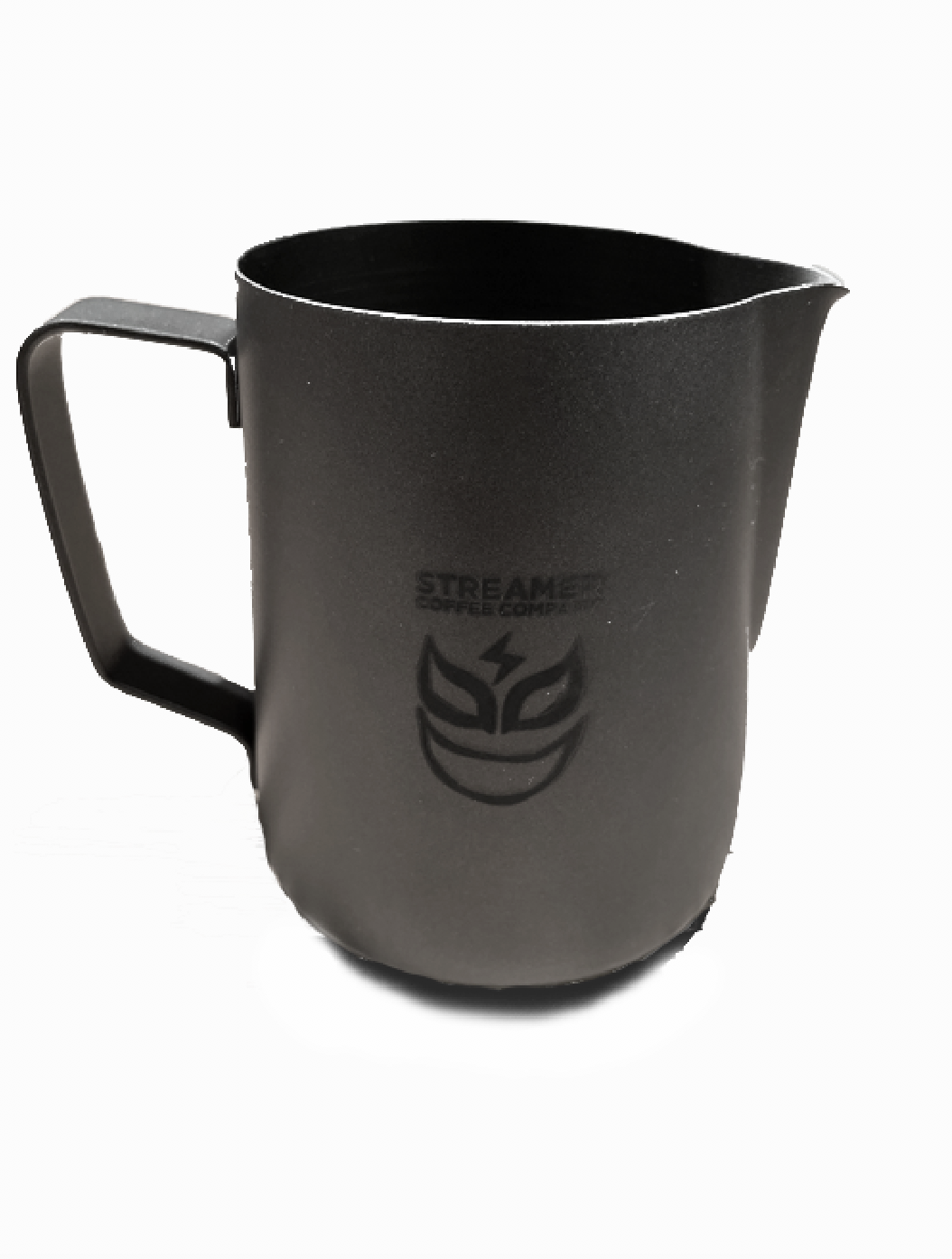 LASER MARK SERIES LIMITED ITEM STRONG STYLE LOGO PITCHER 600ML STEALTH BLACK X BLACK