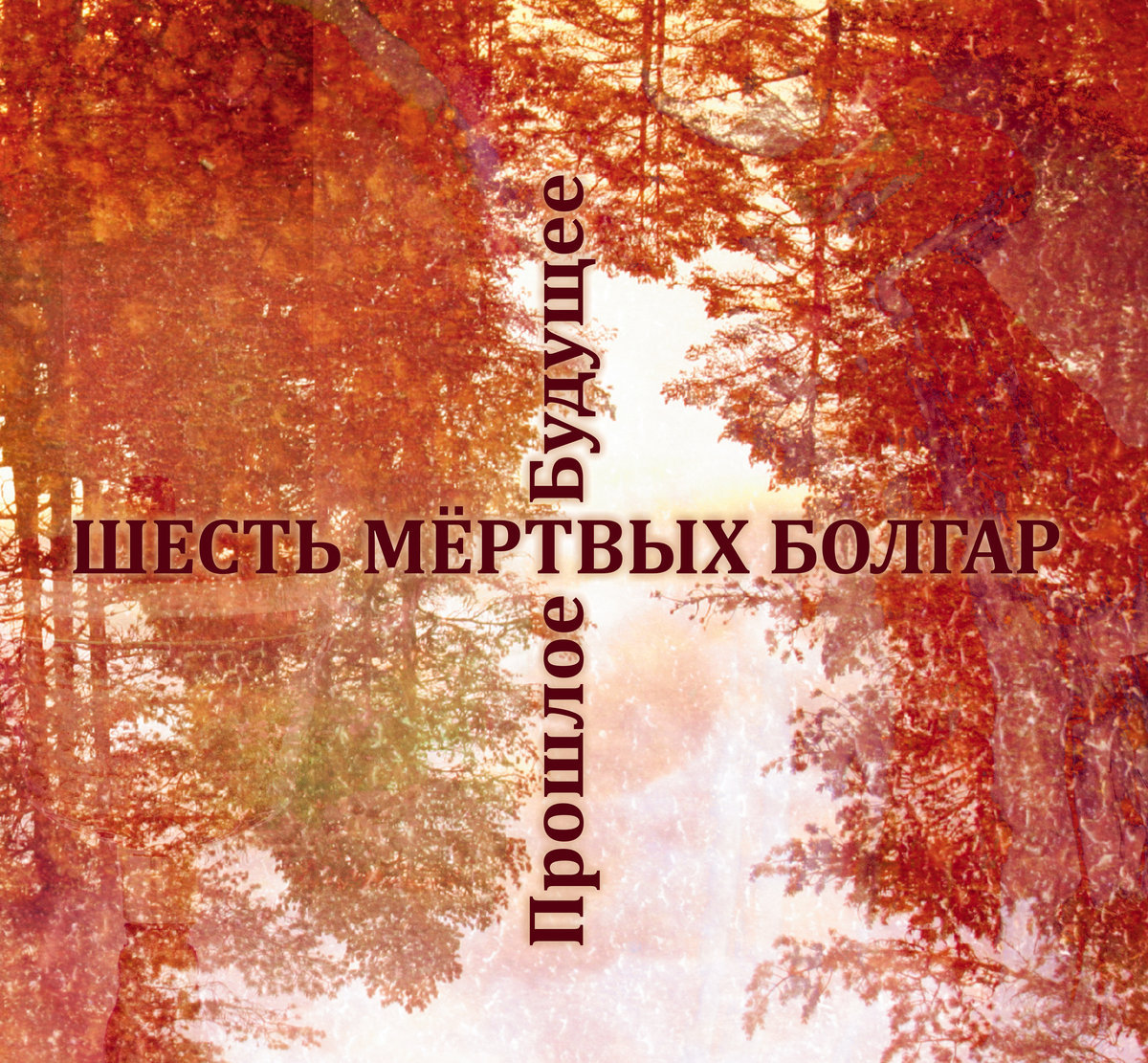 Six Dead Bulgarians - Future Bygone CD - 画像1