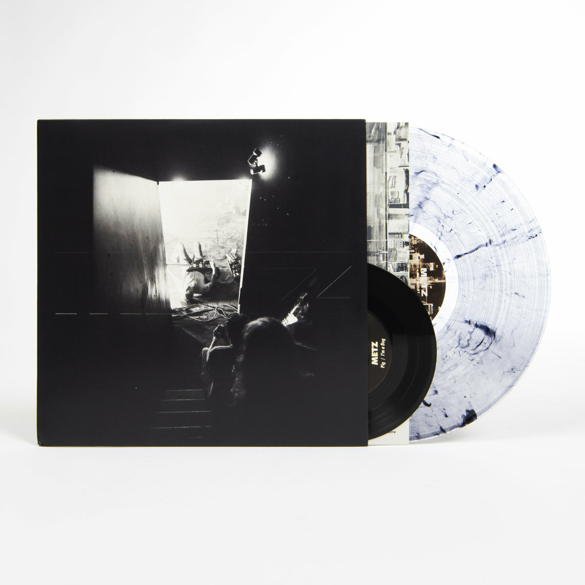 Metz / Automat(Ltd Loser LP + 7inch)
