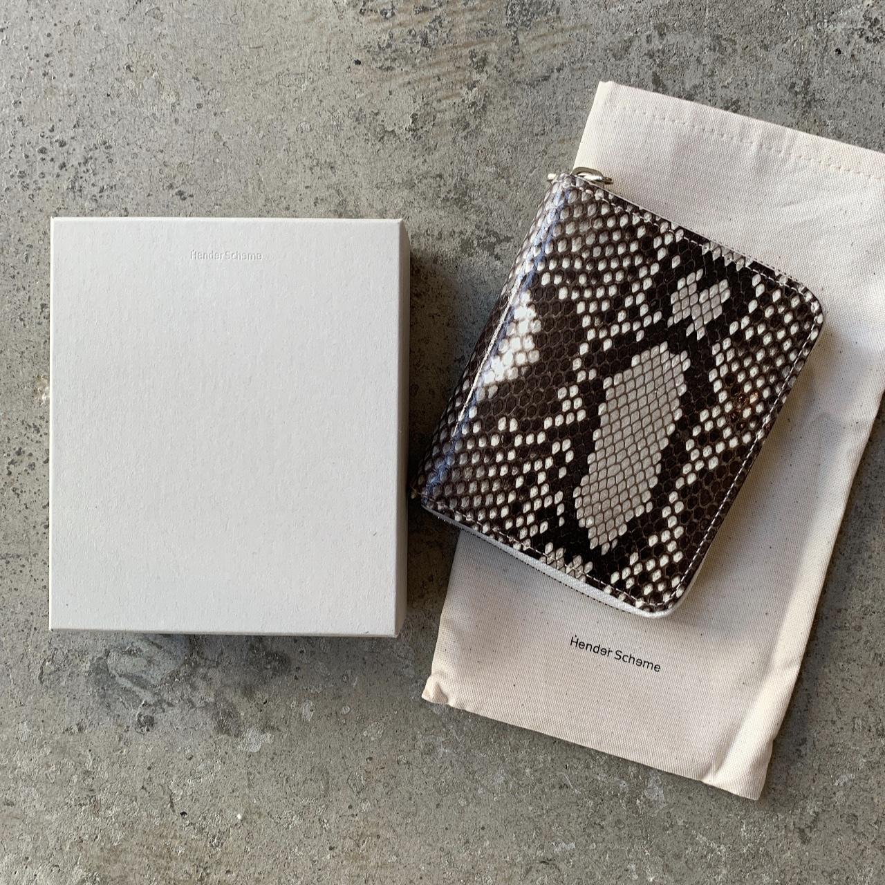Hender Scheme - python square zip purse