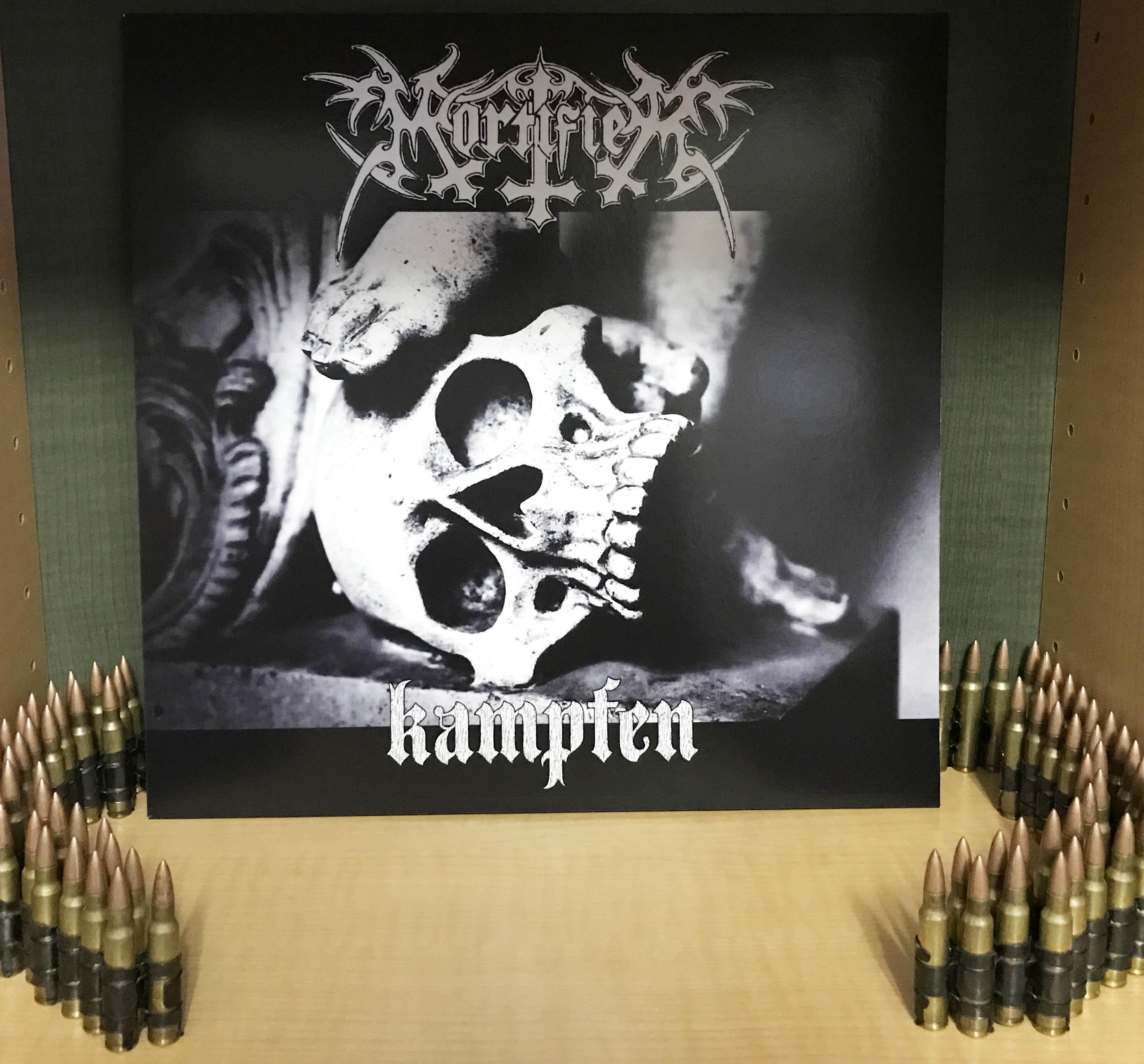 """Mortifier """"Kampfen (12"""" vinyl盤)"""""""