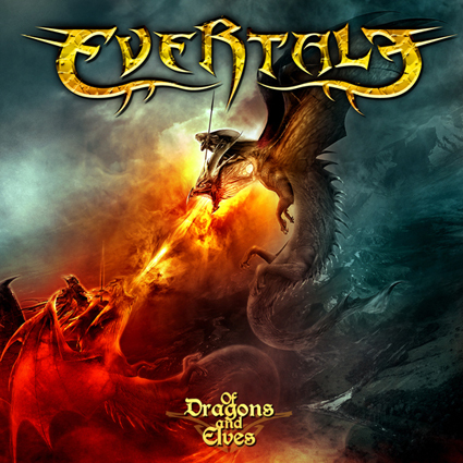 "EVERTALE ""Of Dragons And Elves"""