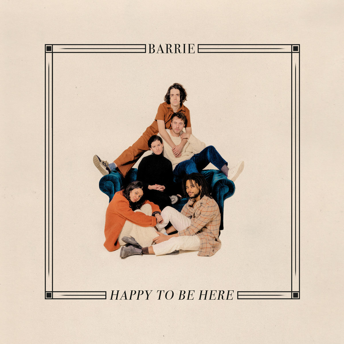 Barrie / Happy To Be Here(1500 Ltd LP)