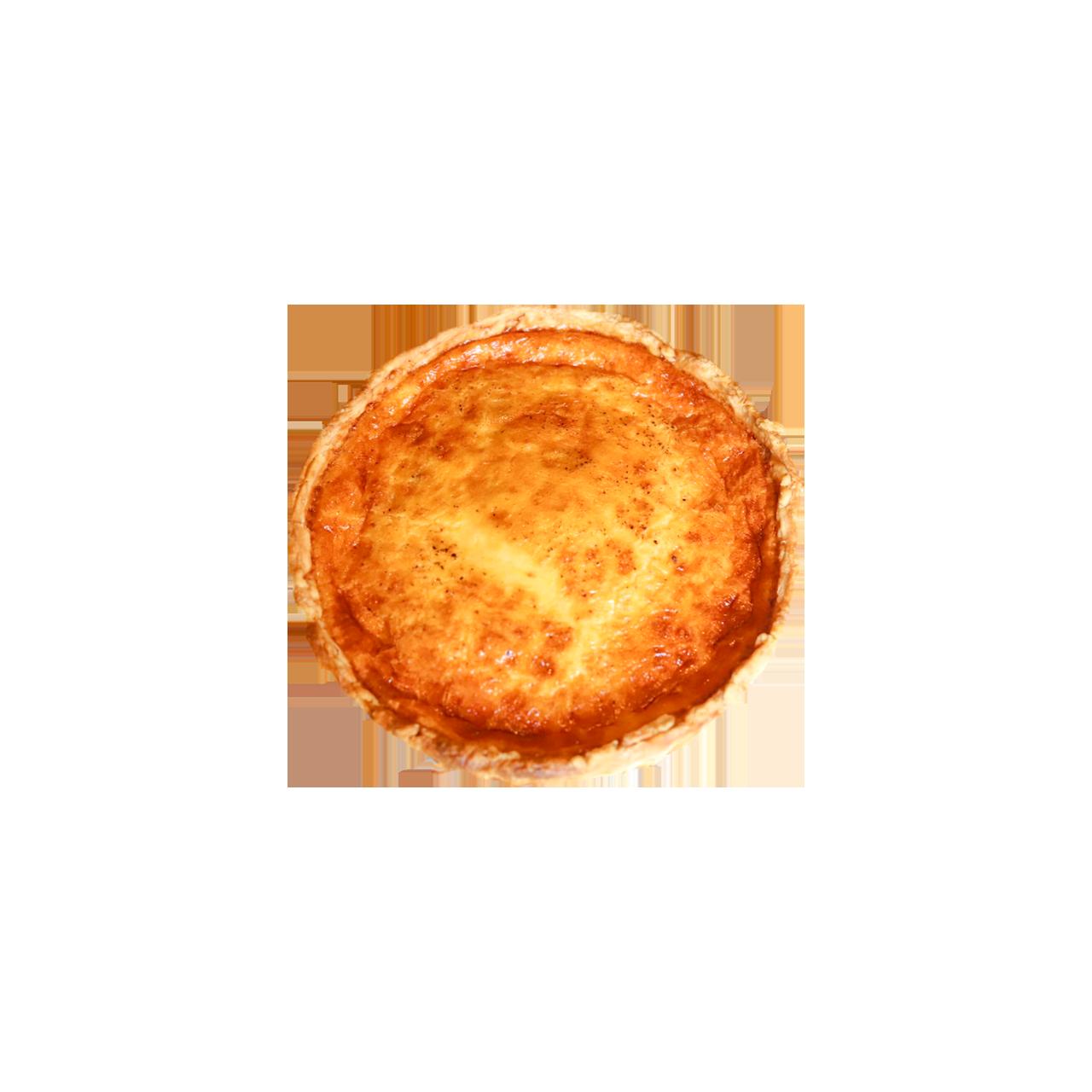 ブルーチーズ香る濃厚チーズのキッシュ【直径12cm】
