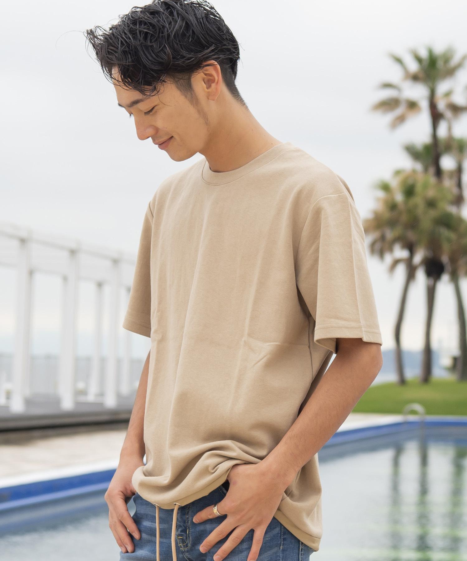 NYRON SWITCHING BIG T-shirt[REC195]