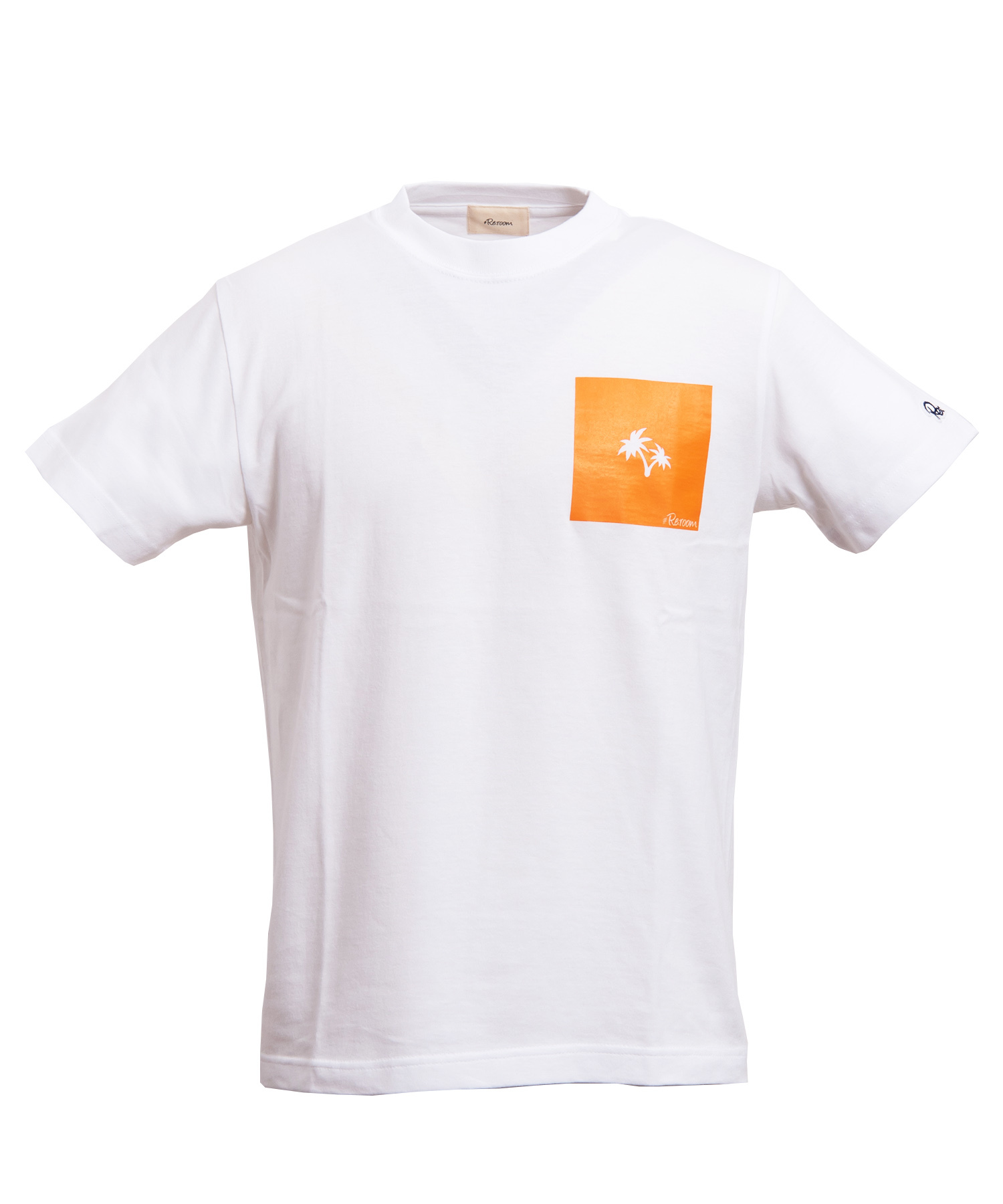 BOX ICON ONE POINT T-shirt[REC217]