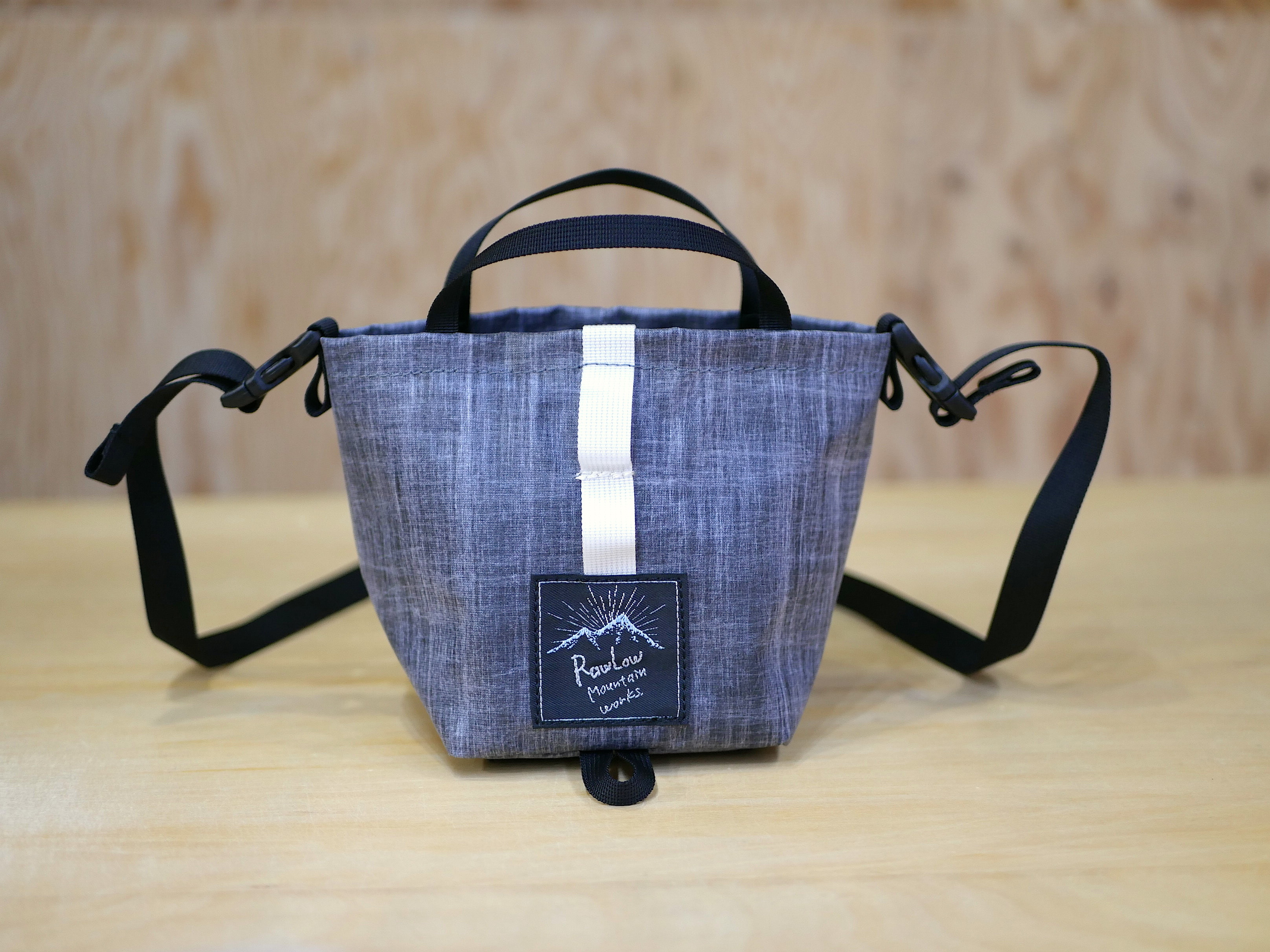 RAWLOW MOUNTAIN WORKS / TIBITIBI TOTE(BLACK HEATHER EDITION)
