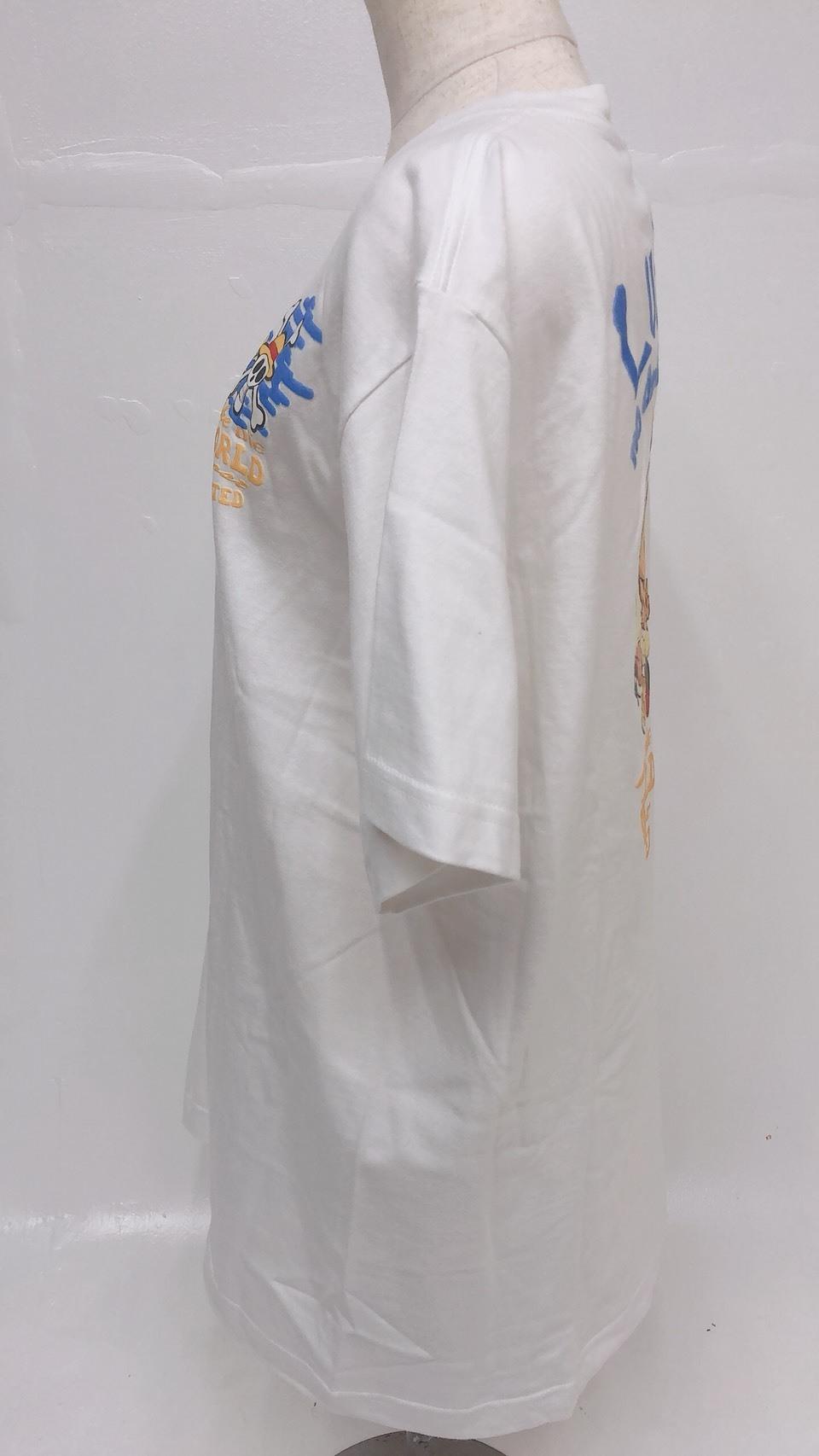 【古着】ワンピース ルフィTシャツ