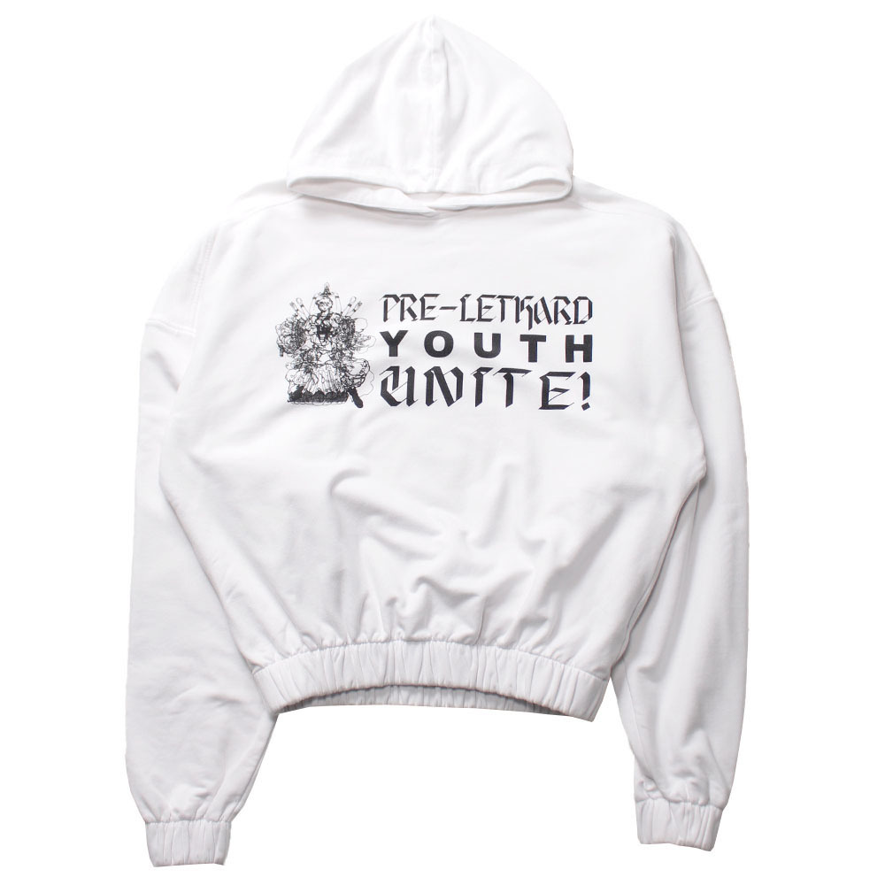 Liberal Youth Ministry Youth Hoodie White