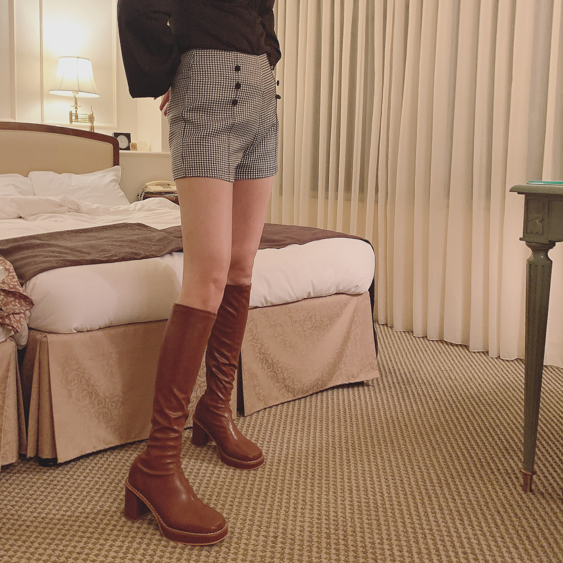 11/24 RESTOCK style up long boots