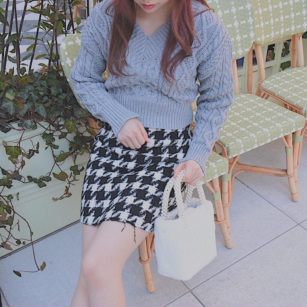 back ribbon knit (3color)