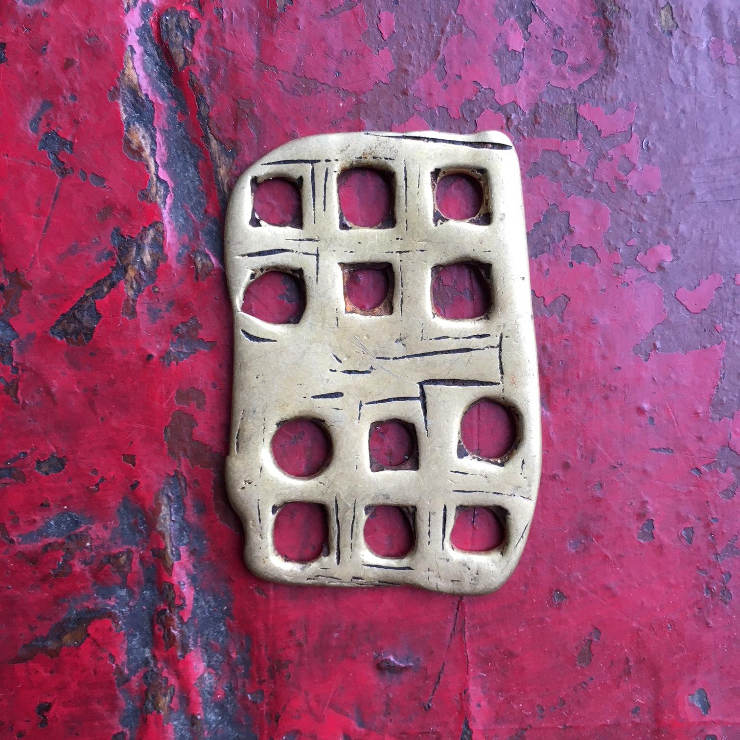 チベット護符トクチャ 変形輪廻