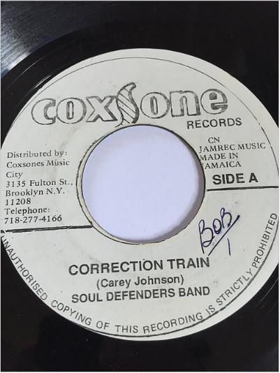 Soul Defenders Band(ソウルディフェンダーズ) - Correction Train【7'】