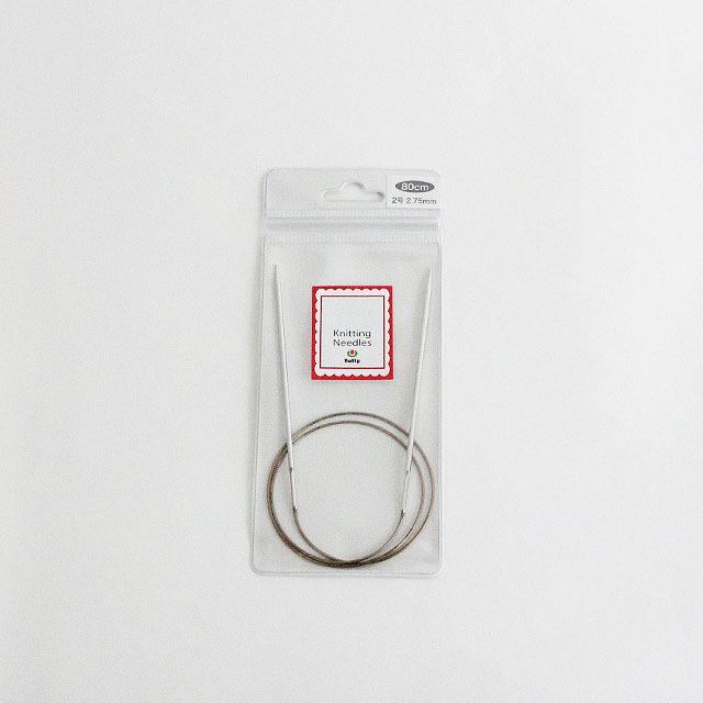 チューリップ:輪針 2号(2.75mm)【80cm】