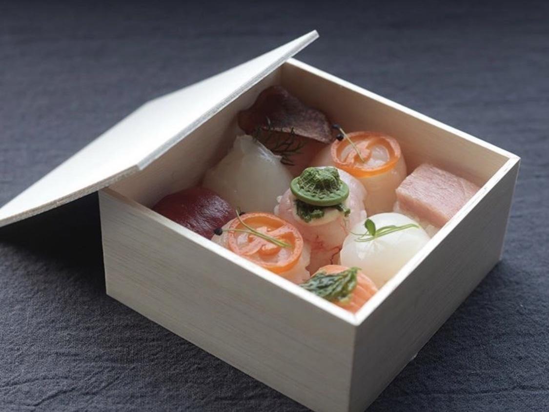 手毬寿司9個入【InstagramのDM、TELにてご予約】