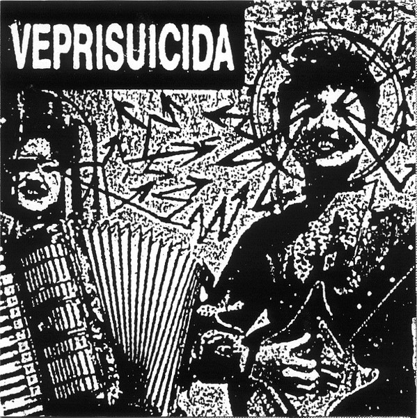 VEPRISUICIDA - Heavy Metal Cyclothymia/Science Friction CD - 画像1