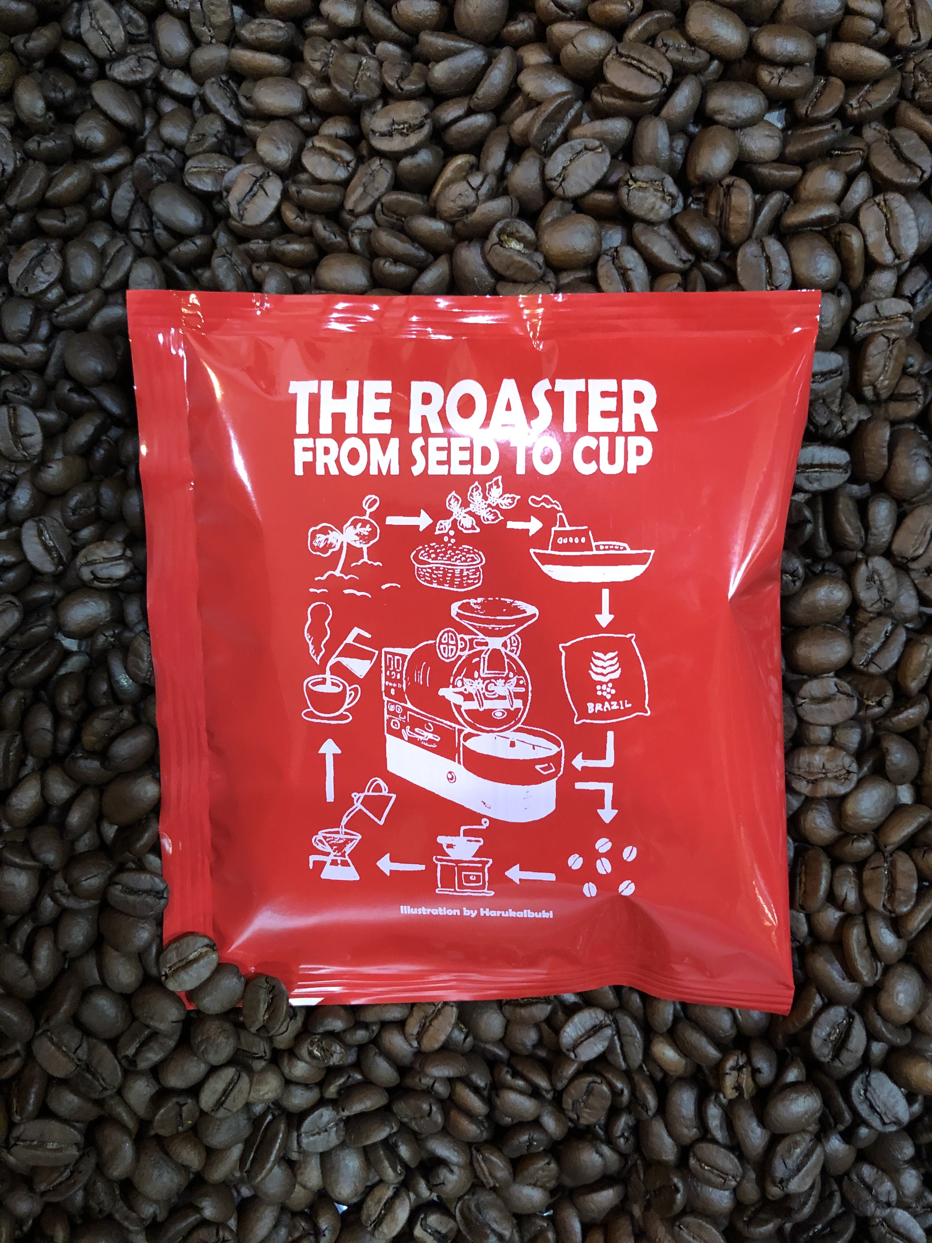 ロースターオリジナルドリップバッグコーヒー