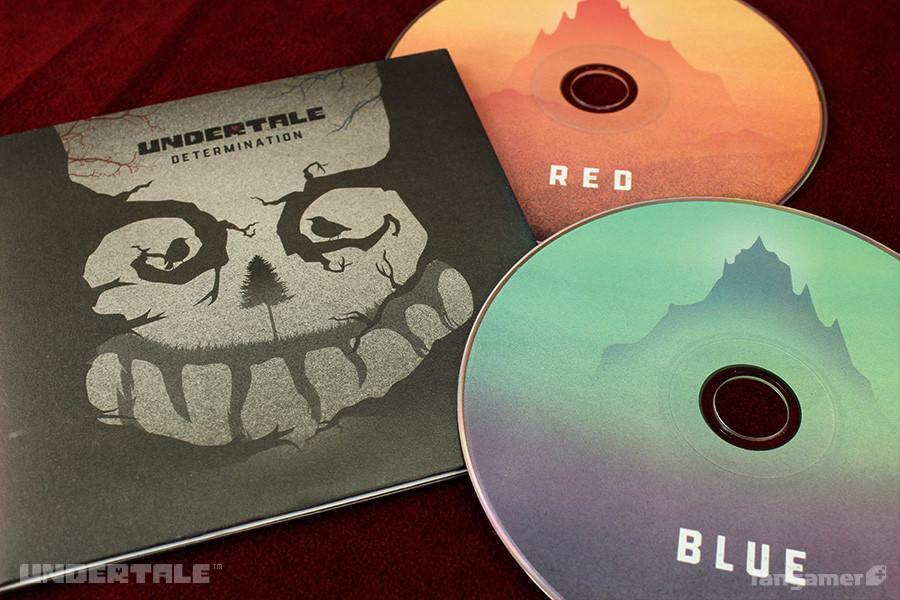 「UNDERTALE」カバーアルバム — Determination(CD2枚組・海外版) / UNDERTALE ( アンダーテイル )