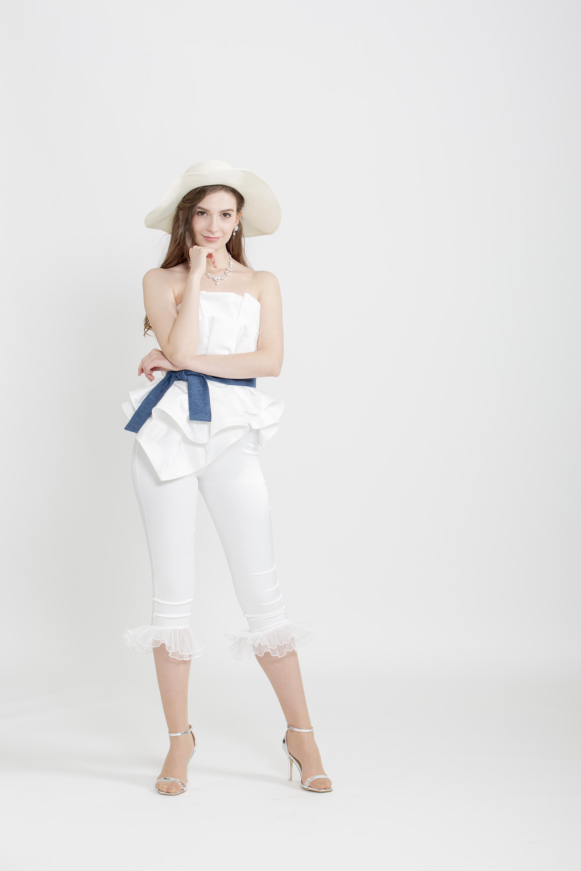 【販売】パンツドレス