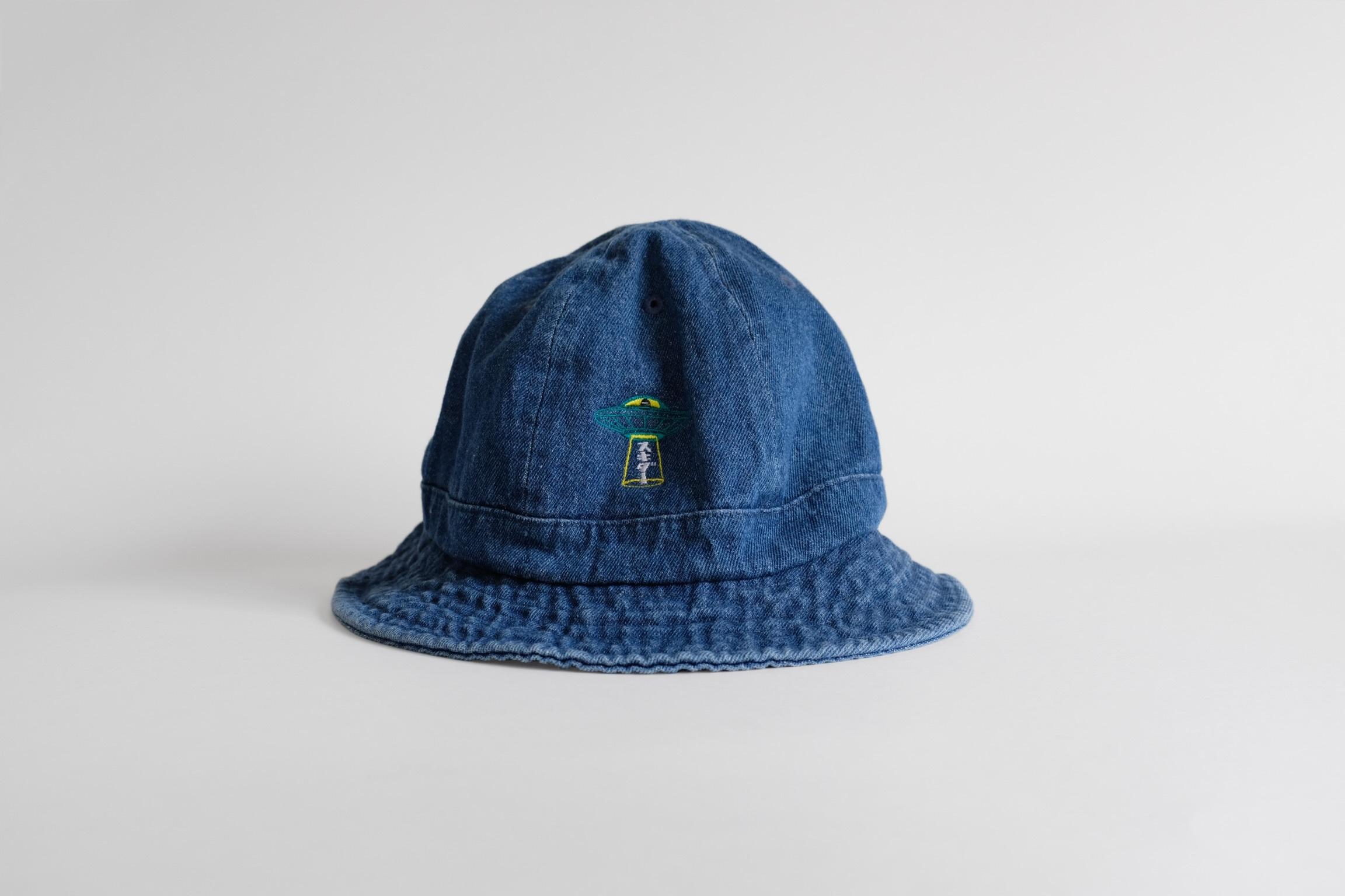 愛届飛行船 Metro hat
