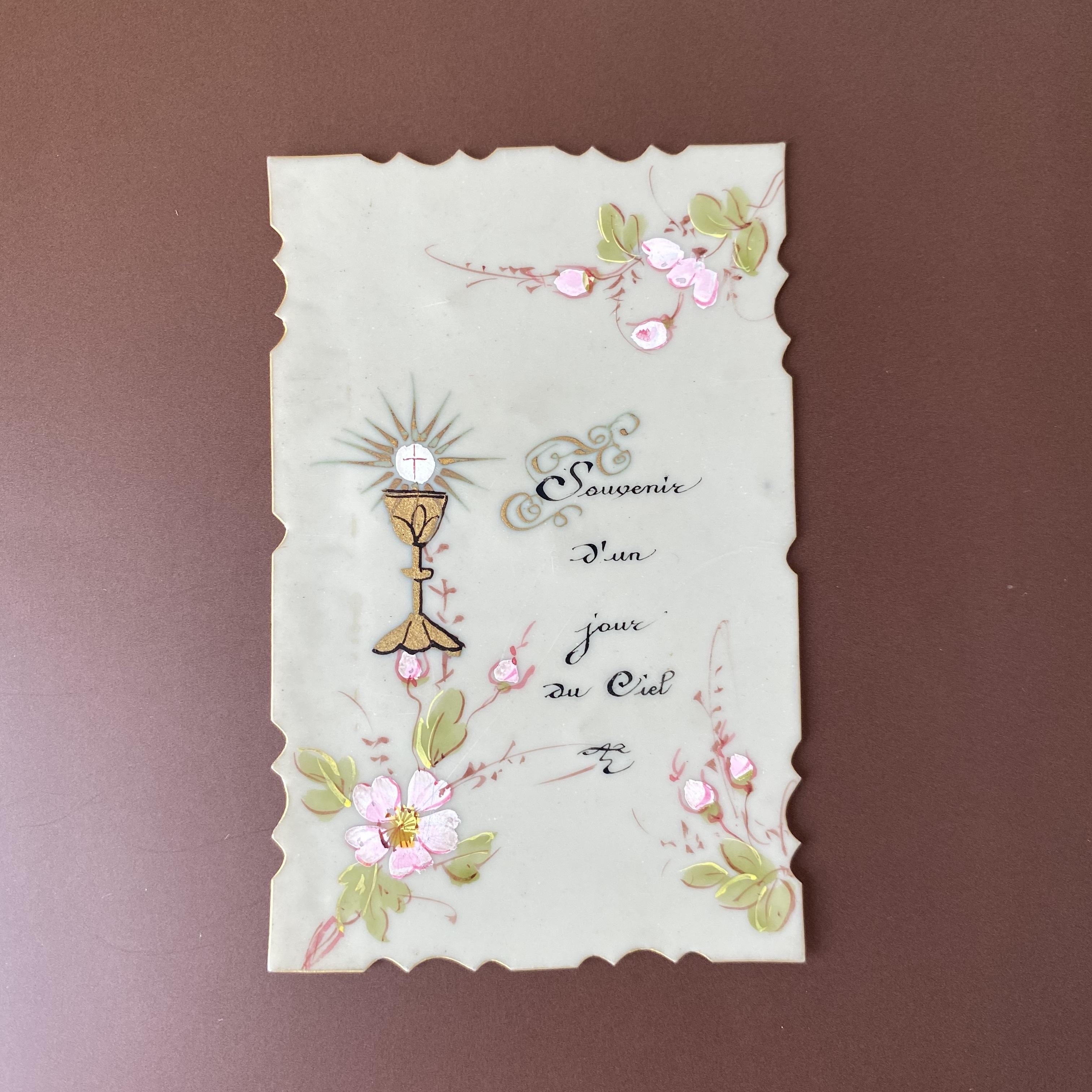 セルロイド・ホーリーカード CELLULOID HOLY CARD / vp0142