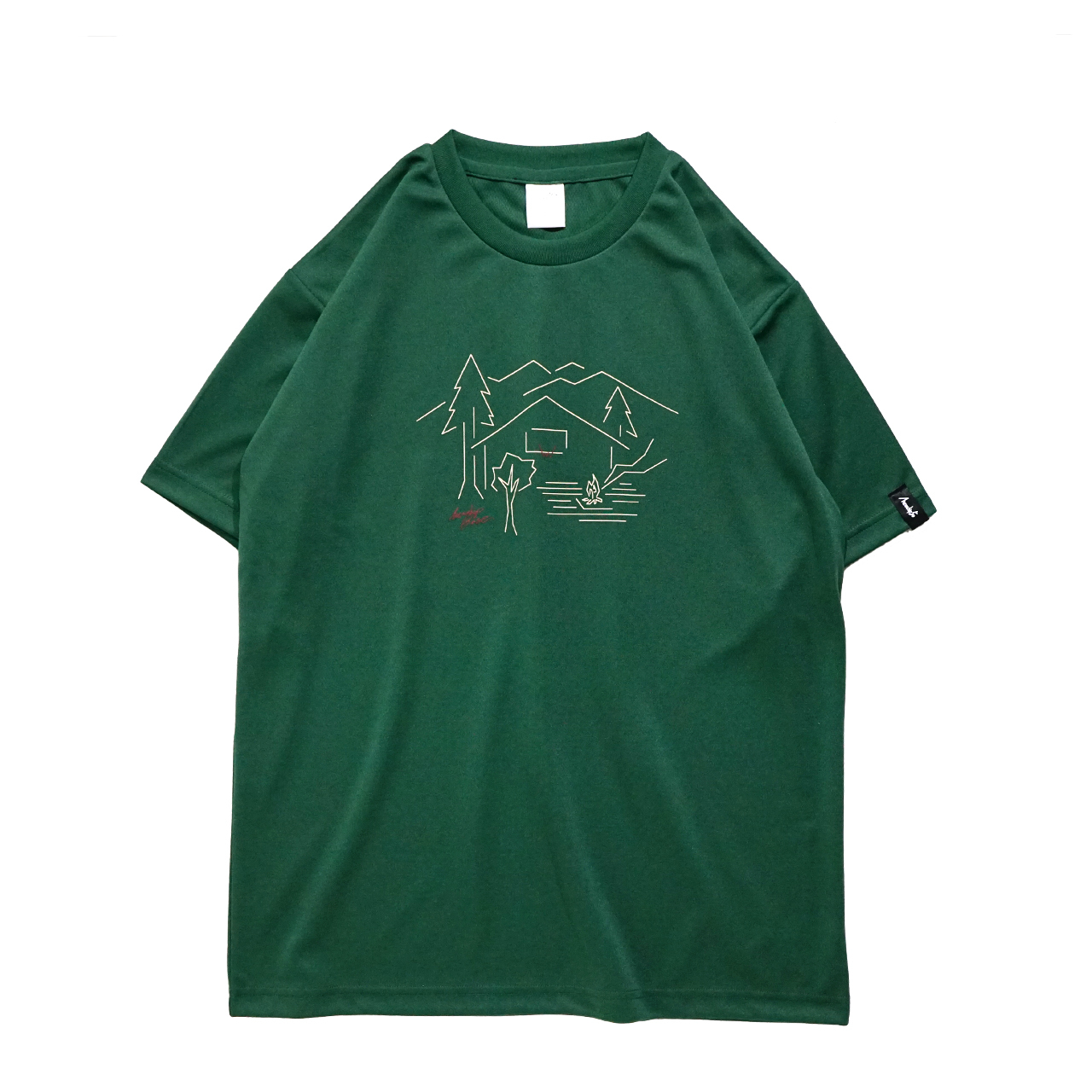 MEWSHIP BASE S/S PL <A.Green×Beige×Burgundy> - 画像1