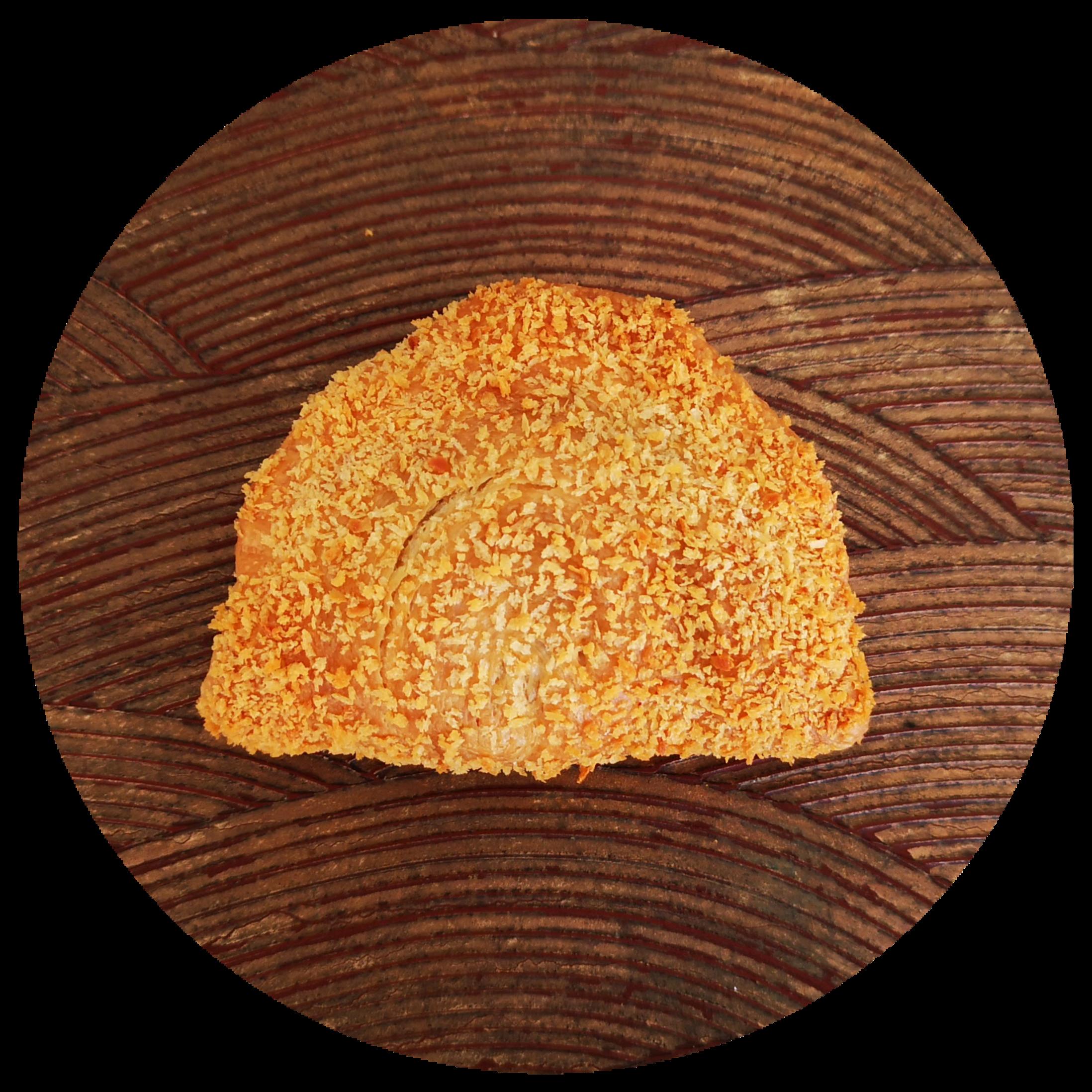 【季節限定】チーズキーマカレーパイ