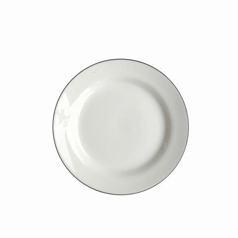 GUSTAVSBERG グスタフスベリ テーブルウェア Natur プレート 18 cm ホワイト