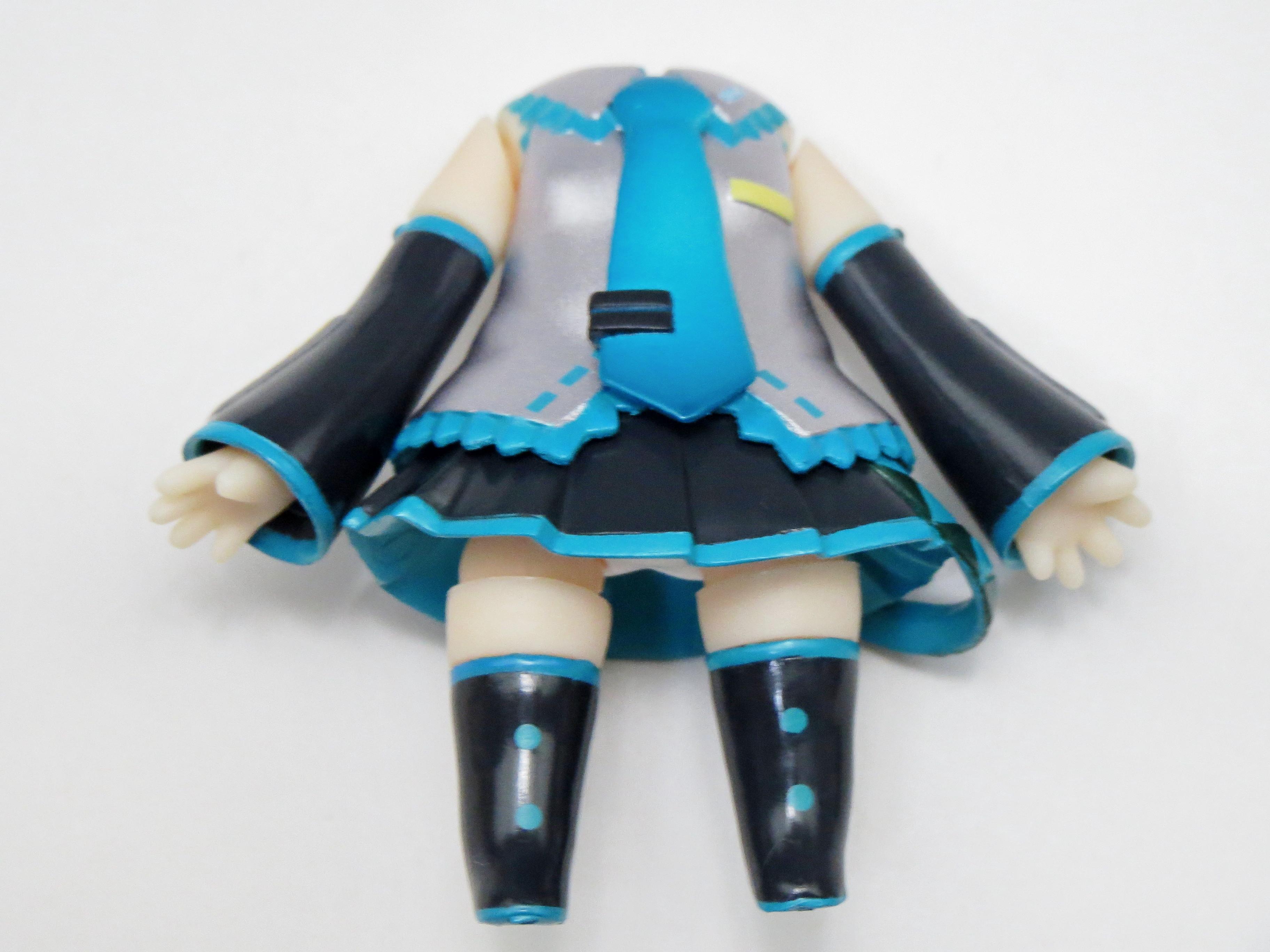 【SALE】【300】 初音ミク 2.0 体パーツ ミク衣装 ねんどろいど
