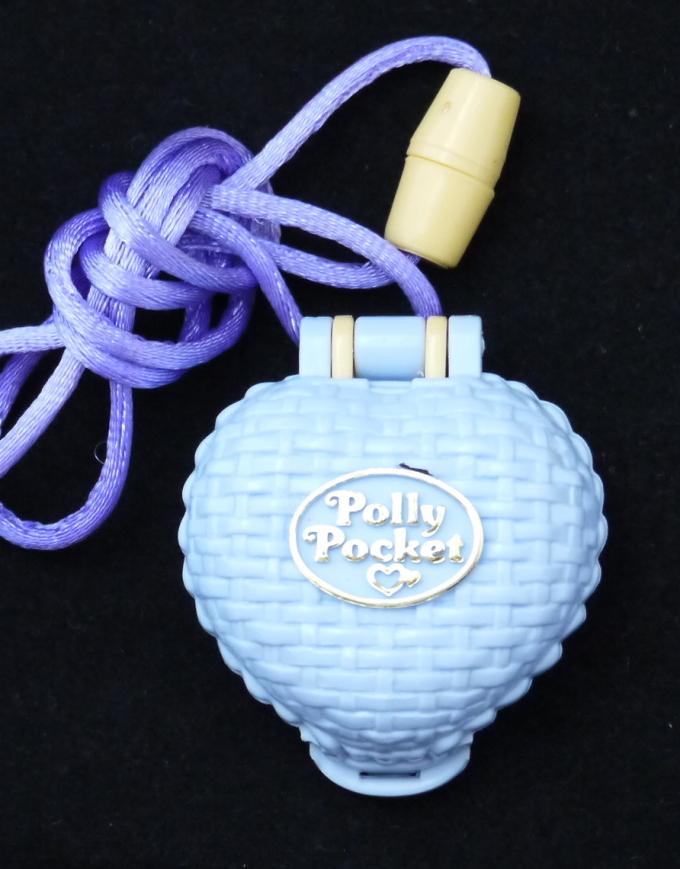 ポーリーポケット ファジーキティ 1993年 ほぼ完品