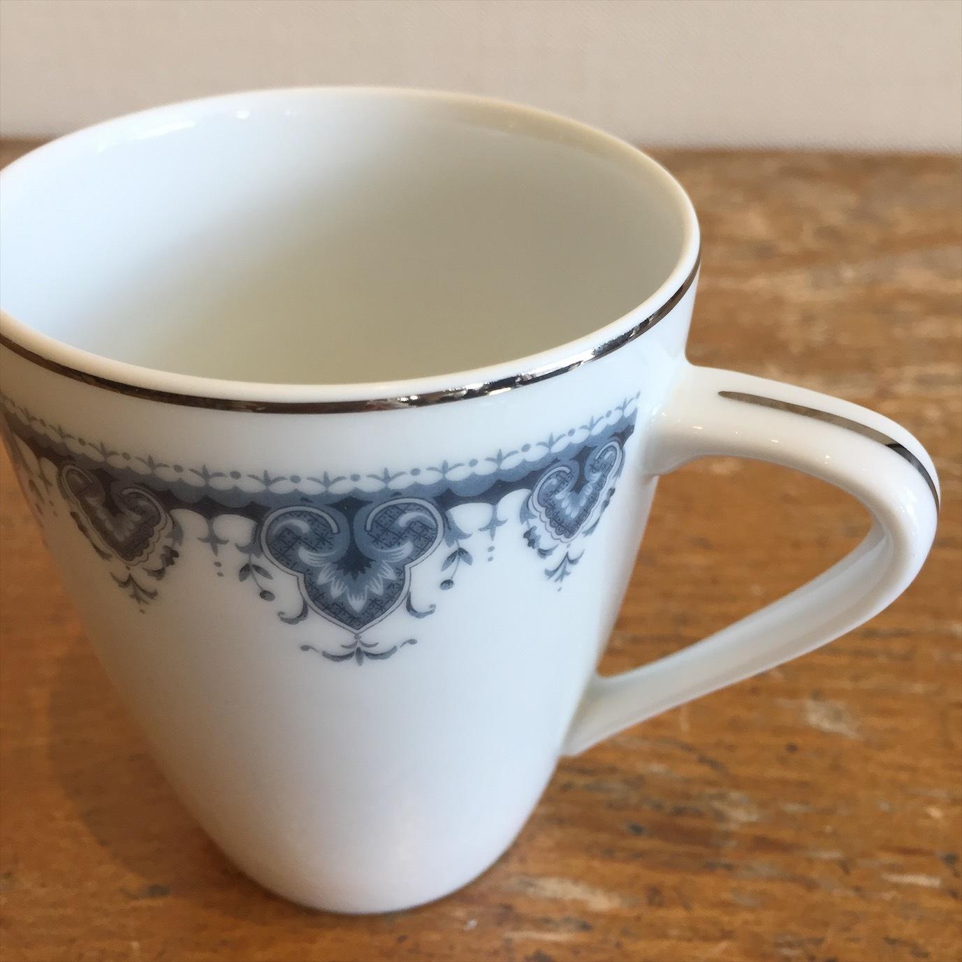Noritake DANUBE マグカップ