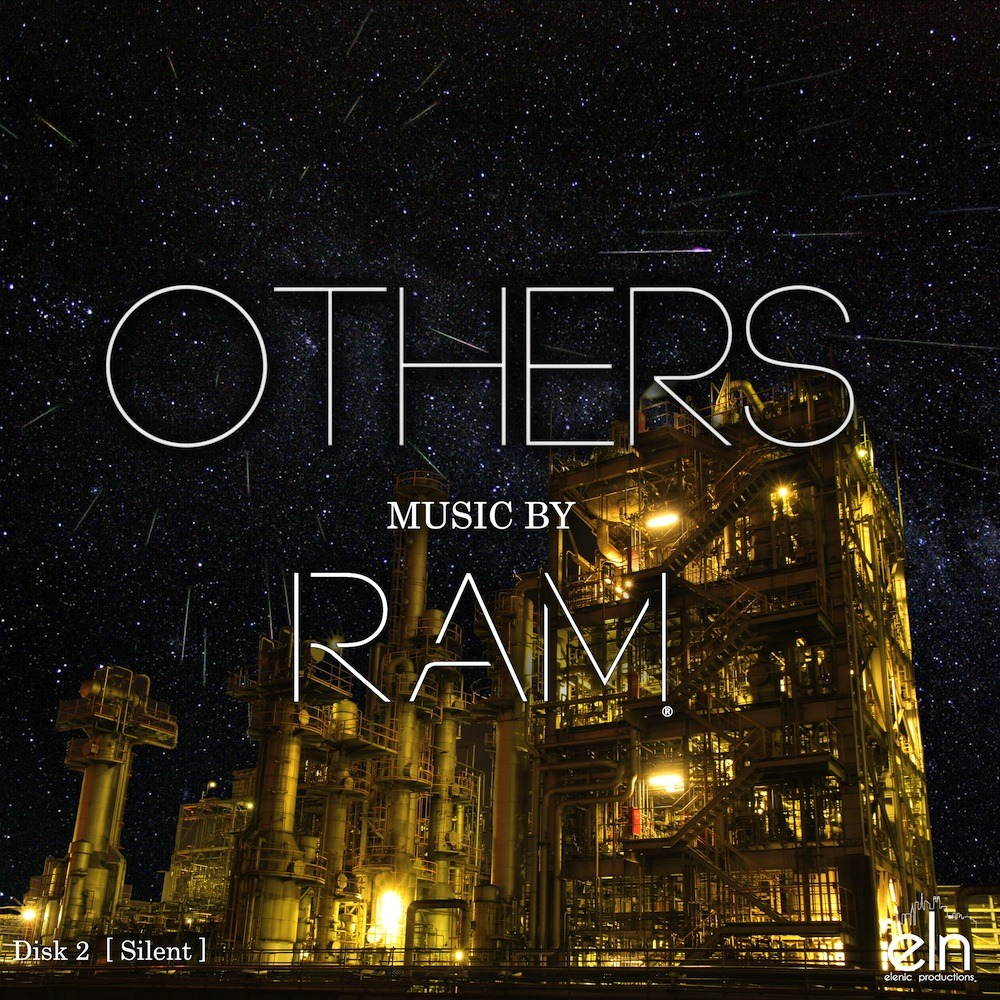 【WAVデジタルコンテンツ】OTHERS 「SILENT」Album / RAM
