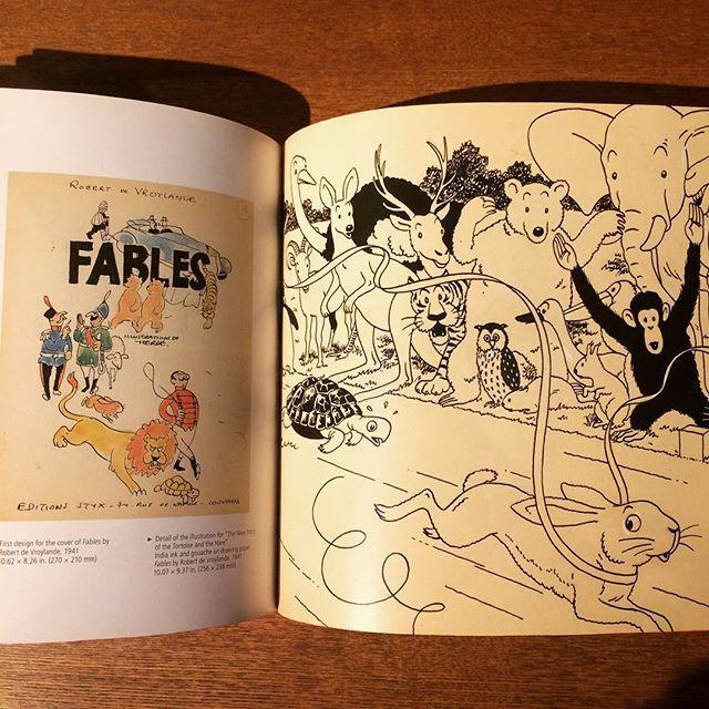 作品集「Tintin: The Art of Hergé」 - 画像3