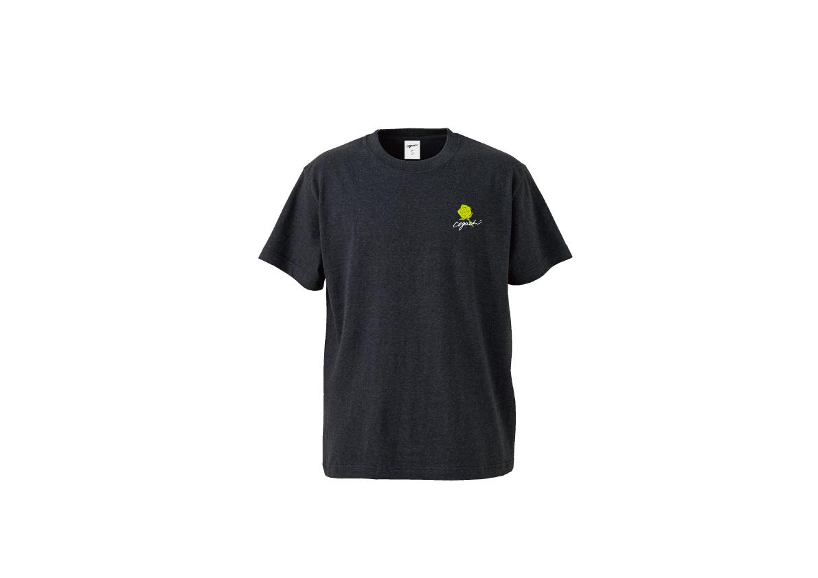Rose T-shirt(dnv/yel)