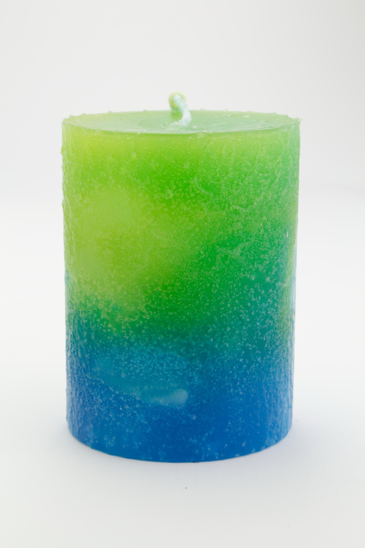 No.100 Candle Cylinder 76 1800  キャンドル