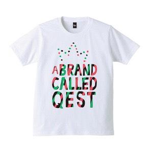 A Brand Called Qest T-shirt / White - 画像1