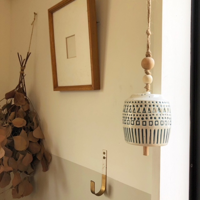 Pottery Wind Chime  ウインドチャイム