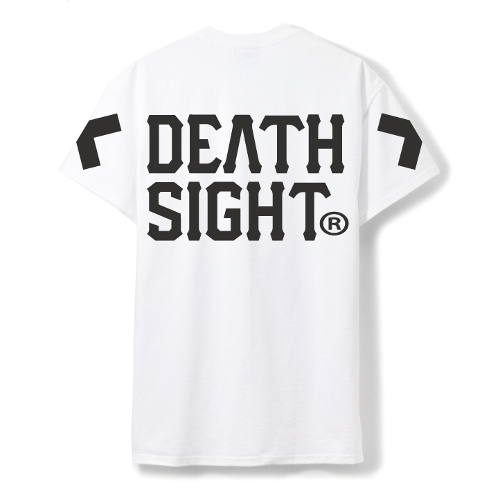 deathsight 17S TEES / WHITE - 画像2